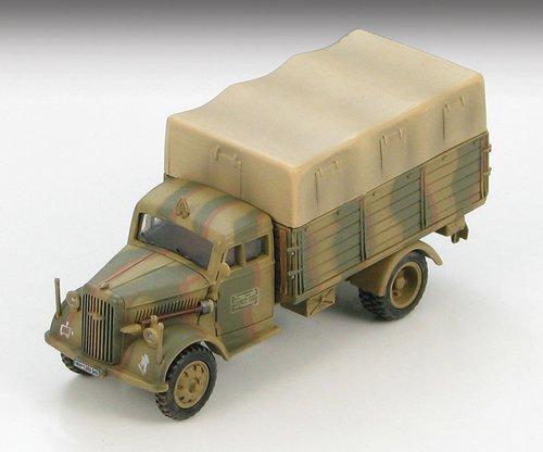 Opel Blitz Cargo Truck 8th Gebirgsjaeger Division Bologna 1945 (1:72); (Opel Blitz Cargo Truck)