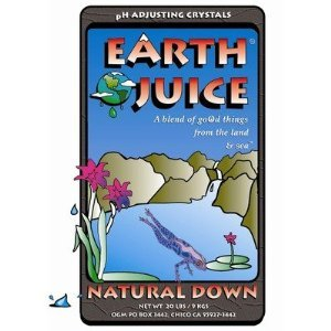 HydroOrganics HOH84023 Earth Juice Natural Down Germination Kit, 7.8-Pound, Appliances for Home