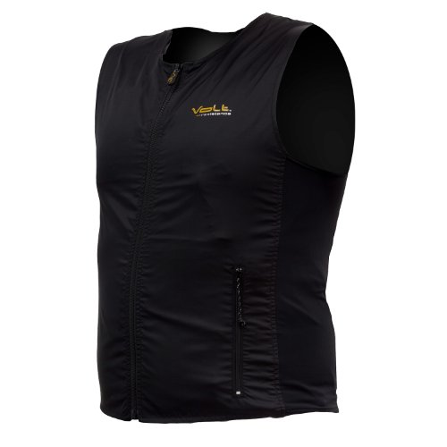Volt Resistance Heated Vest Liner Large Black