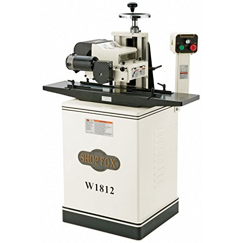 Shop-Fox-W1812-Planer-Moulder-with-Stand