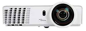 Optoma GT760 - Videoproyector, 3400 lúmenes