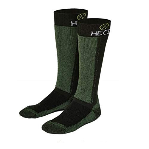 HECS Hunting - Energy Concealing Hunting Socks - Keep Your Feet A Step Ahead and Coverage | Large/XL