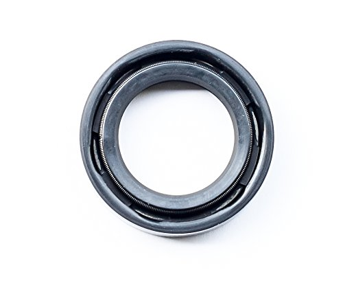 20mmX32mmX7mm 0.787x1.260x0.276 3 PCS Oil Seal 20X32X7 Oil Seal Grease Seal TC  EAI Double Lip w//Garter Spring Single Metal Case w//Nitrile Rubber Coating