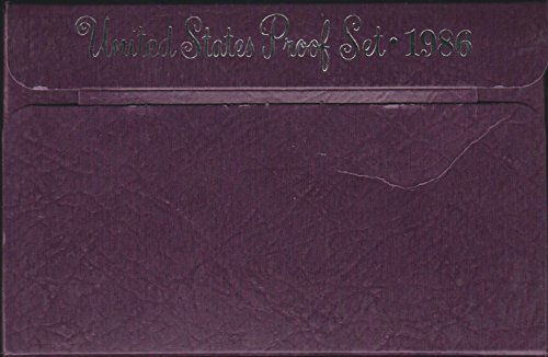 1986 United States Proof - 1986 S United States Mint Proof Set Proof