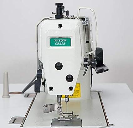 Top de Oferta: La Industria Máquina de coser zoje–para grosor de tejidos–Completo (con mesa y estructura) ¡NUEVO.