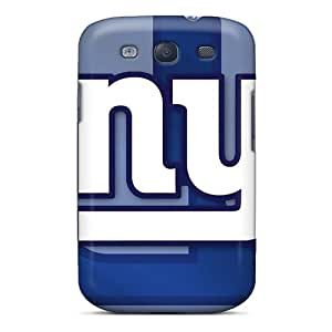 Galaxy High Quality Tpu Case/ New York Giants GBJywVP-1946 Case Cover For Galaxy S3