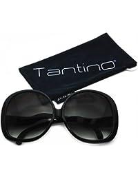 Big Huge Oversized Square Sunglasses Retro Women...