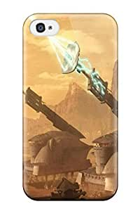 Premium Star Wars Tv Show Entertainment Back Cover Snap On Case For Iphone 4/4s