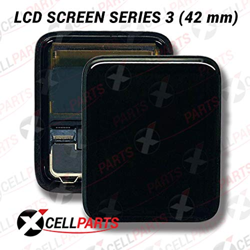 LCD Touch Screen Digitizer Replacement for Apple Watch Series 3 iWatch 42 mm GPS+Cellular ()