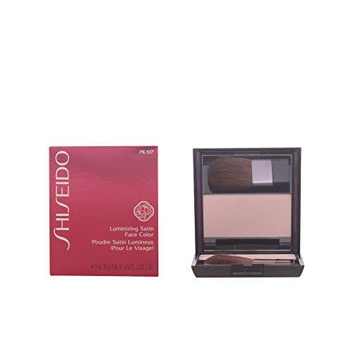 Color Luminizing Powder (Shiseido The Makeup Luminizing Satin Face Color 0.22oz./6.5g PK107 Medusa by Unknown)