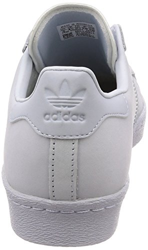 Size Men's 38 Superstar White Sneaker Adidas 80's XExnqHwZx