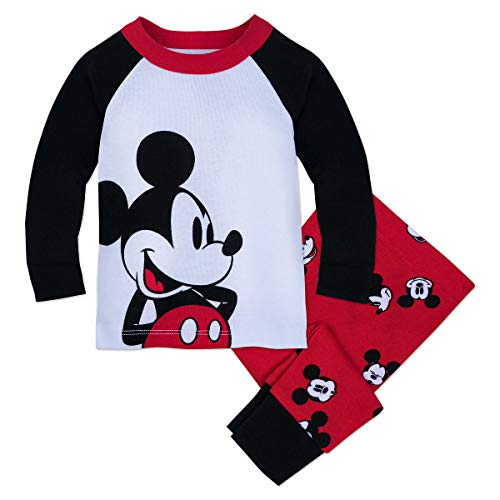 Disney Mickey Mouse PJ PALS for Baby Size 12-18 MO -