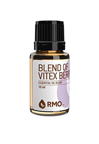 Rocky Mountain Oils - Blend of Vitex Berry - 15 ml - 100% Pure and Natural Essential Oil Blend
