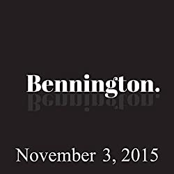 Bennington, Paul Feig, November 3, 2015
