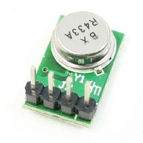 Aexit DC 3V-12V Control electrical 315/433.92MHz RF Wireless Remote Control Transmitter Module TDL-9912 ()