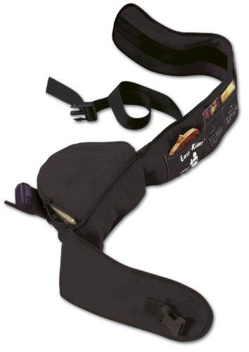Olmitos Easy Rider - Portabebé, color negro 1