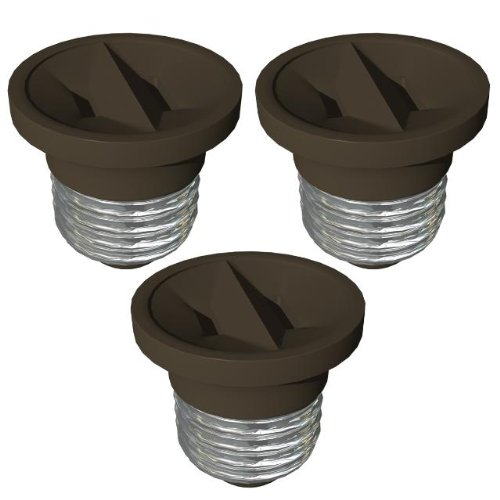 Stanley 30508 Outlet Adapter, Brown, ()