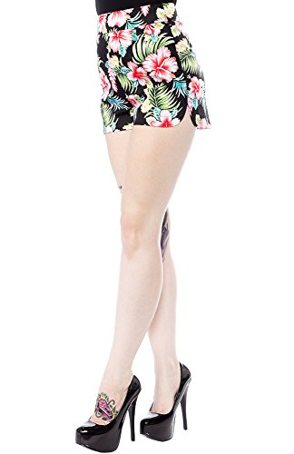 Sourpuss-Luau-Sweetie-Pie-Shorts