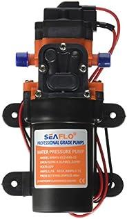 Seaflo 12V 1.2 GPM 35 PSI Water Pressure Diaphragm Pump