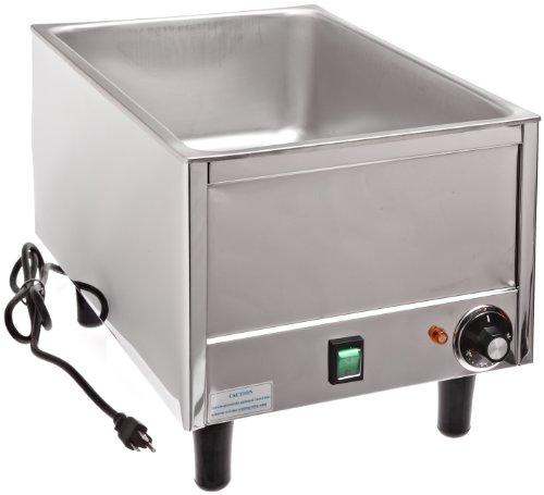 Benchmark 51096 Food Warmer, 21'' Width x 12-1/2'' Height x 13'' Depth by Benchmark