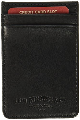 Price comparison product image Levi's Men's Stick On Iphone 6/6S Wallet Card Holder