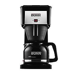 Bunn Grb Velocity Brew 10-cup Home Coffee Brewer, Black