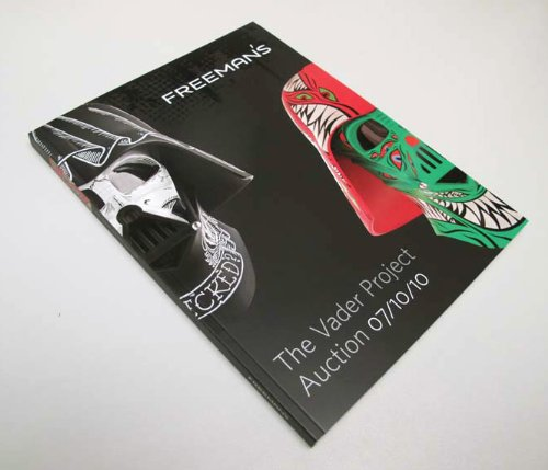 Freeman's The 100 Helmets of The Vader Project (Darth Vader/Star Wars) PDF