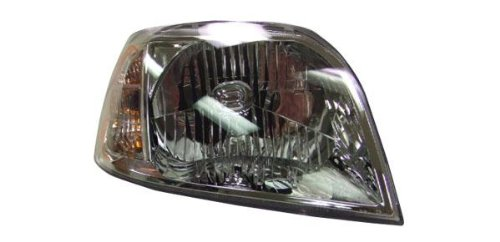 (OE Replacement Chevrolet Aveo Passenger Side Headlight Assembly Composite (Partslink Number GM2503273))