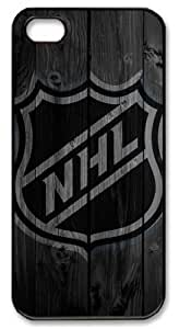 LZHCASE Personalized Protective Case For Samsung Galsxy S3 I9300 Cover NHL Logo in Wood Background
