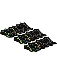Men's Multi-Pack Performance Comfort Fit No-Show Socks