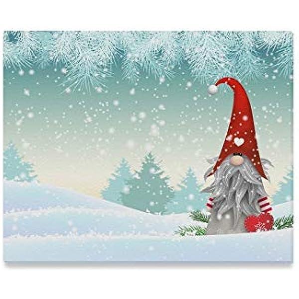 Gnome Wall Art Gnome Decor Waldorf Gnome Tomte