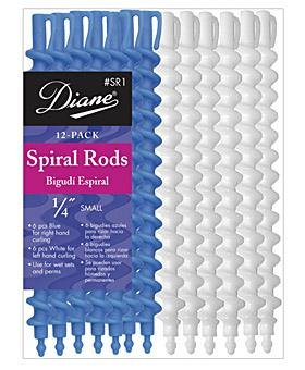 "Price comparison product image Diane Spiral Rods 1 / 4"" Sr1 12pk DSR1"