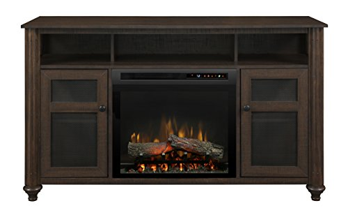 Dimplex Electric Fireplace, Media Console, TV Stand and Ente