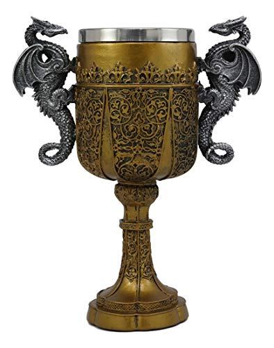 Ebros Decorative King Arthur Pendragon Holy Grail The