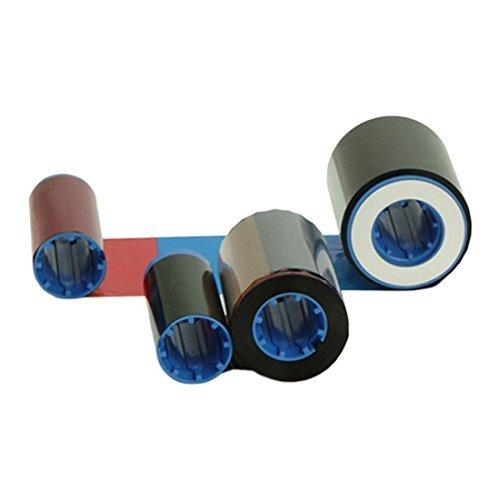 P430i Color Zebra (ZEBRA 800015448 Zebra 6-Panel Color Ribbon - Thermal Transfer - 170 Page - YMCKOK)