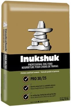 InukShuk Professional Dog Food Pro Extreme Energy Dog Food