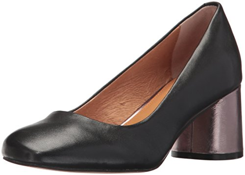 Opportunity Shoes - Corso Como Women's Briarcliff Pump, Black Silk Nappa, 8.5 Medium US
