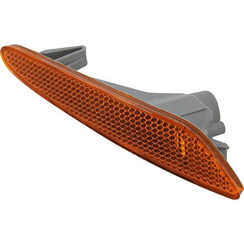 Diften 166-C2141-X01 - New Turn Signal Light Corner Side Marker Park Lamp Passenger Right Mercedes RH