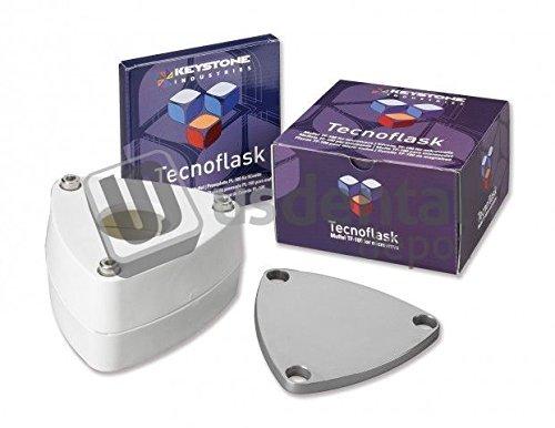 KEYSTONE - Tecnoflask ( Kit Muffle + Board ) Microweave Flasks - micro 116597 Us Dental Depot