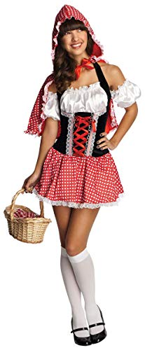 Rubie's Costume Co. Riding Hood Costume, Medium, Red, Multicolor]()
