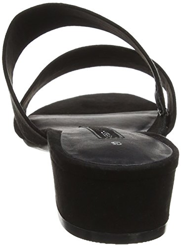 Dorothy Perkins Women's Storm Mules Black (Black 130) 7wE4jZ
