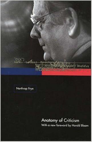 Amazon.com: Anatomy of Criticism: Four Essays (9780691069999 ...