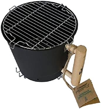 Firefly 9 Compact Portable Charcoal Grill
