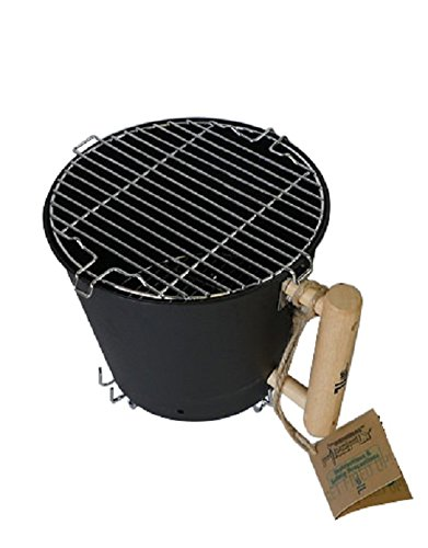 Firefly 9″ Compact Portable Charcoal Grill