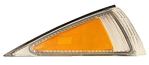 For 1995 1996 1997 1998 1999 Chevrolet Chevy Cavalier Turn Signal Corner Light lamp Assembly Passenger Right Side Replacement GM2551137