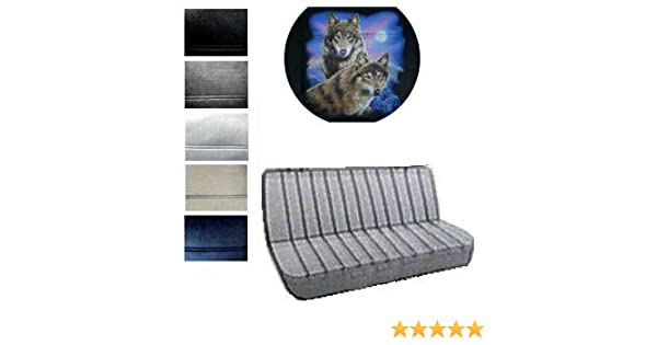 Awesome Amazon Com Seat Cover Connection Wolves Print Standard Ibusinesslaw Wood Chair Design Ideas Ibusinesslaworg