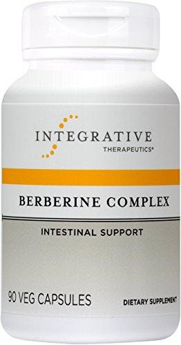Intégrative Therapeutics - complexe de berbérine - intestinale et soutien immunitaire - 90 capsules