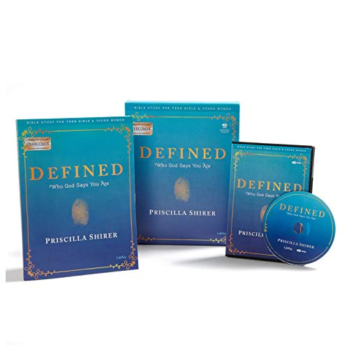 Defined - Teen Girls' Bible Study Leader Kit: Who God Says You Are (Small Group Bible Studies For Teenage Girls)