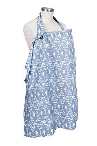 Bebe au Lait Premium Cotton Nursing Cover, Belize