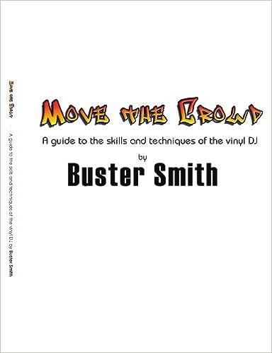 Descargar U Torrents Move The Crowd: A Guide To The Skills And Techniques Of The Vinyl Dj De Epub A Mobi